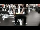 16. Упражнения на грудь - Жим штанги лежа обратным хватом